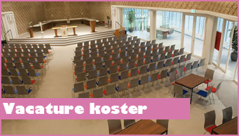 Vacature koster